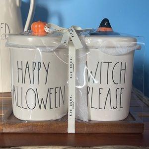 Rae Dunn Halloween Canister